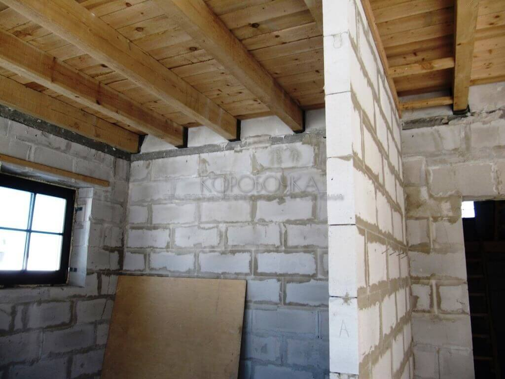 газобетон для строительства бани
